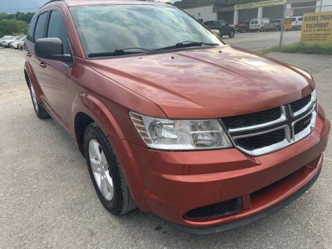 2013 Dodge Journey for sale at Ron Motor Inc. in Wantage NJ