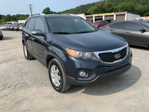 2011 Kia Sorento for sale at Ron Motor Inc. in Wantage NJ
