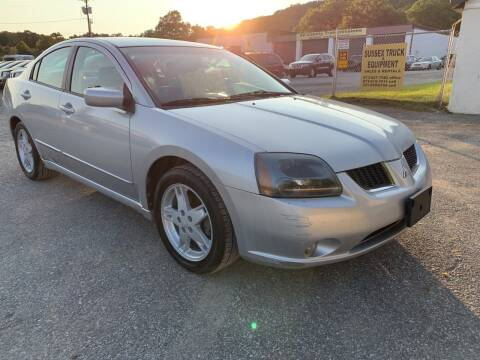 2004 Mitsubishi Galant for sale at Ron Motor Inc. in Wantage NJ