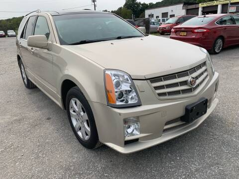 2008 Cadillac SRX for sale at Ron Motor Inc. in Wantage NJ