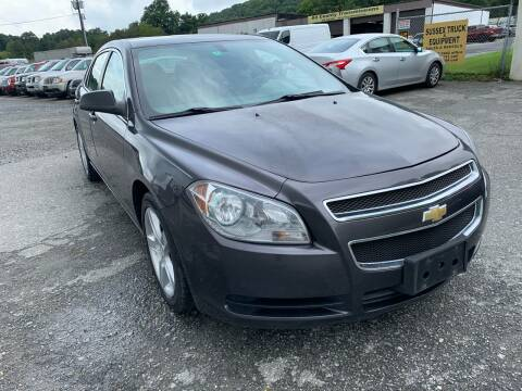 2011 Chevrolet Malibu for sale at Ron Motor Inc. in Wantage NJ