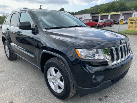 2012 Jeep Grand Cherokee for sale at Ron Motor Inc. in Wantage NJ