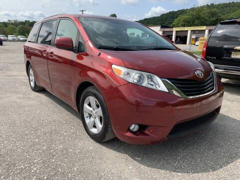 2012 Toyota Sienna for sale at Ron Motor Inc. in Wantage NJ