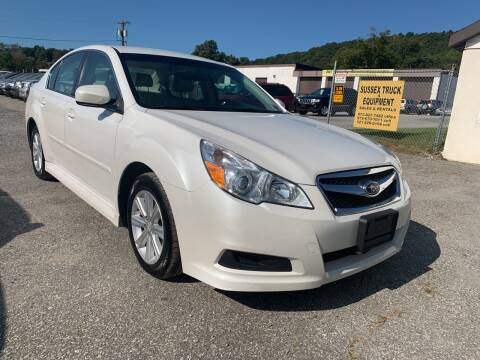 2011 Subaru Legacy for sale at Ron Motor Inc. in Wantage NJ