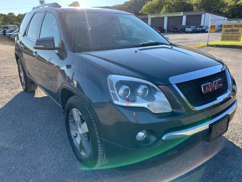 2011 GMC Acadia for sale at Ron Motor Inc. in Wantage NJ