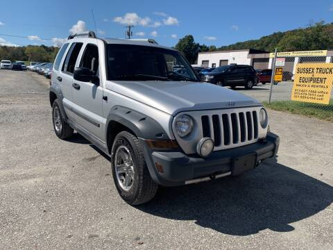 2005 Jeep Liberty for sale at Ron Motor Inc. in Wantage NJ