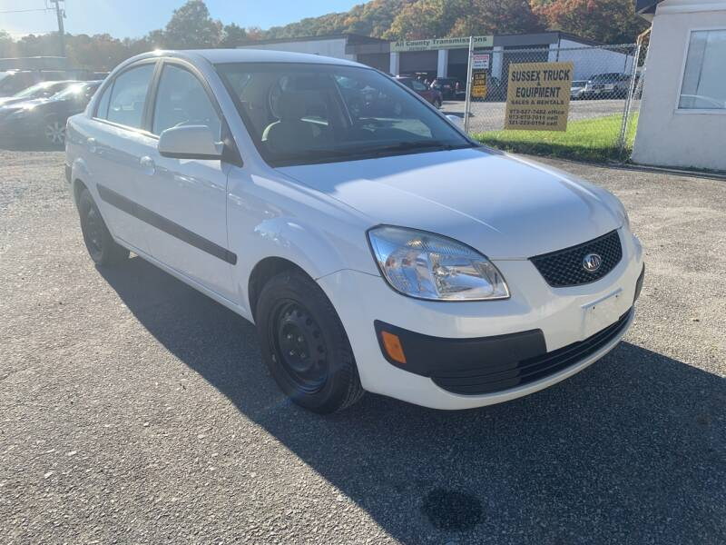 2009 Kia Rio for sale at Ron Motor Inc. in Wantage NJ