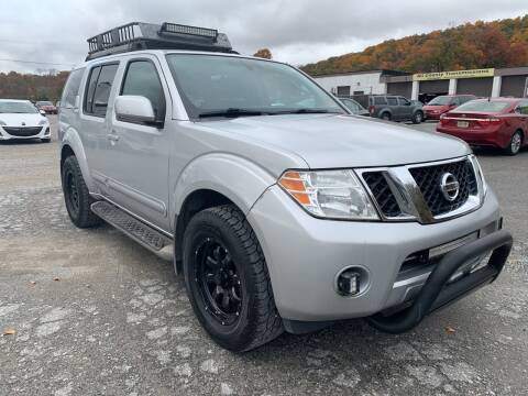 2011 Nissan Pathfinder for sale at Ron Motor Inc. in Wantage NJ