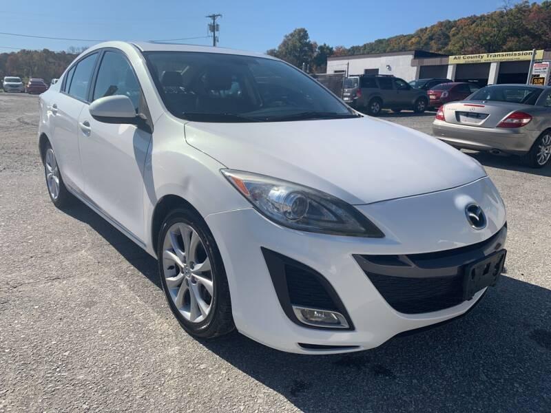 2011 Mazda MAZDA3 for sale at Ron Motor Inc. in Wantage NJ