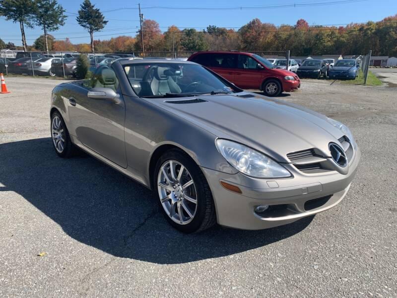 2006 Mercedes-Benz SLK for sale at Ron Motor Inc. in Wantage NJ