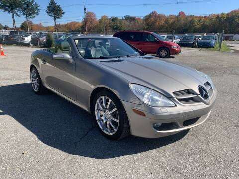 2006 Mercedes-Benz SLK for sale at Ron Motor Inc. in Wantage NJ