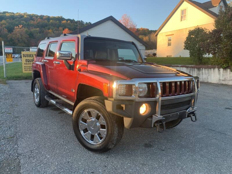 2007 HUMMER H3 for sale at Ron Motor Inc. in Wantage NJ