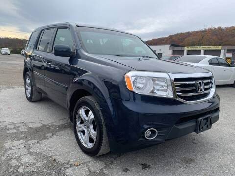 2012 Honda Pilot for sale at Ron Motor Inc. in Wantage NJ