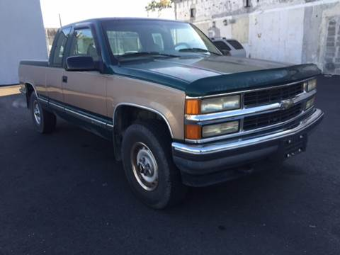 1995 Chevrolet C/K 1500 Series for sale at Ron Motor Inc. in Wantage NJ