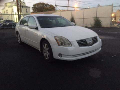 2004 Nissan Maxima for sale at Ron Motor Inc. in Wantage NJ