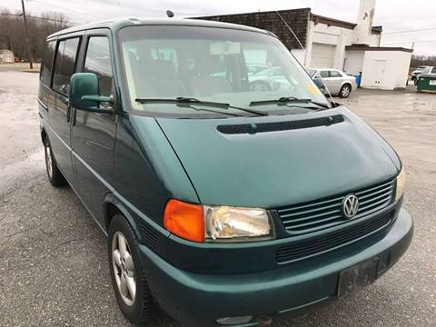 2002 Volkswagen EuroVan for sale in Sussex, NJ