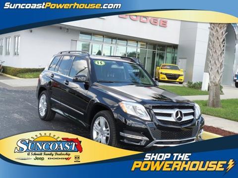 2015 Mercedes-Benz GLK for sale in Seminole, FL