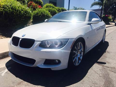 2013 BMW 3 Series for sale at Bozzuto Motors in San Diego CA