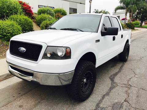2006 Ford F-150 for sale at Bozzuto Motors in San Diego CA