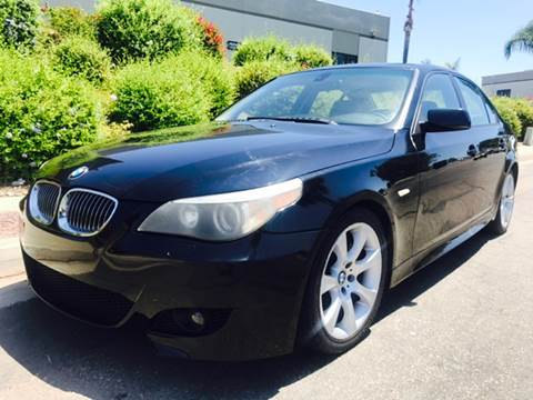 2005 BMW 5 Series for sale in San Diego, CA