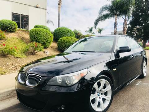 2005 BMW 5 Series for sale at Bozzuto Motors in San Diego CA