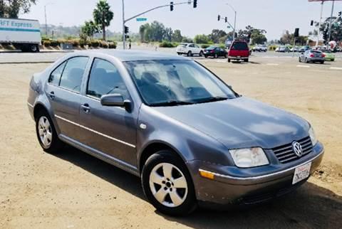 2005 Volkswagen Jetta for sale at Bozzuto Motors in San Diego CA