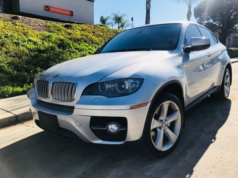 2008 BMW X6 for sale at Bozzuto Motors in San Diego CA