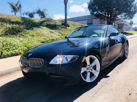 2008 BMW Z4 for sale at Bozzuto Motors in San Diego CA