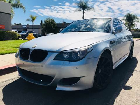 2006 BMW M5 for sale at Bozzuto Motors in San Diego CA