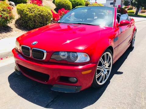 2006 BMW M3 for sale at Bozzuto Motors in San Diego CA
