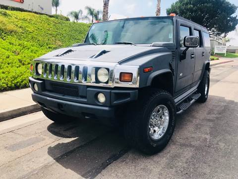 2003 HUMMER H2 for sale at Bozzuto Motors in San Diego CA