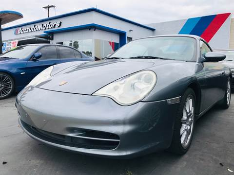 2002 Porsche 911 for sale in San Diego, CA