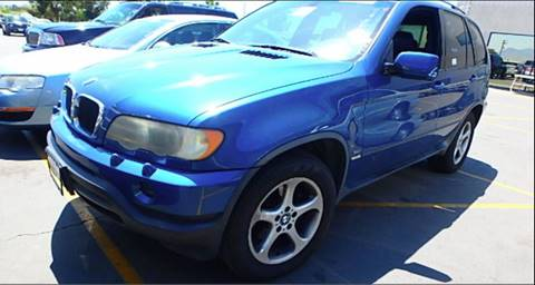 2001 BMW X5 for sale at Bozzuto Motors in San Diego CA