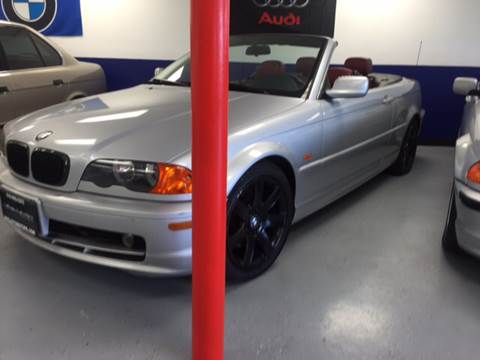 2001 BMW 3 Series for sale at Bozzuto Motors in San Diego CA