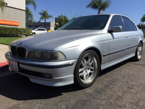 1997 BMW 5 Series for sale at Bozzuto Motors in San Diego CA