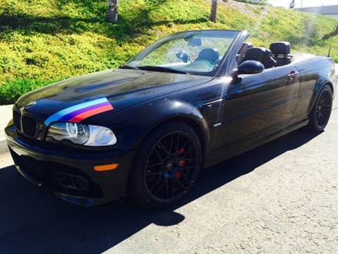 2005 BMW M3 for sale at Bozzuto Motors in San Diego CA