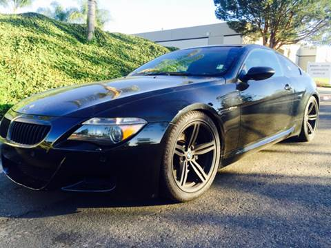 2006 BMW M6 for sale at Bozzuto Motors in San Diego CA