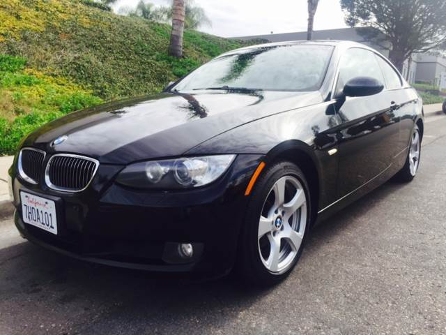 2007 Bmw 3 Series Awd 328xi 2dr Coupe In San Diego Ca Bozzuto Motors