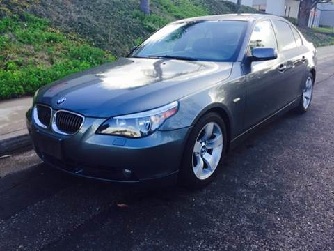 2007 BMW 5 Series for sale at Bozzuto Motors in San Diego CA