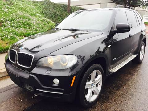 2007 BMW X5 for sale at Bozzuto Motors in San Diego CA