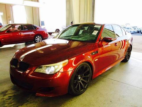 2007 BMW M5 for sale at Bozzuto Motors in San Diego CA