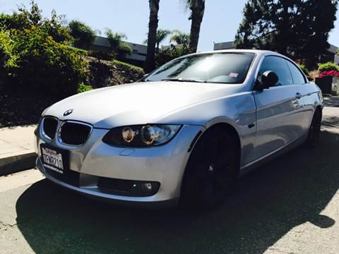 2008 BMW 3 Series for sale at Bozzuto Motors in San Diego CA