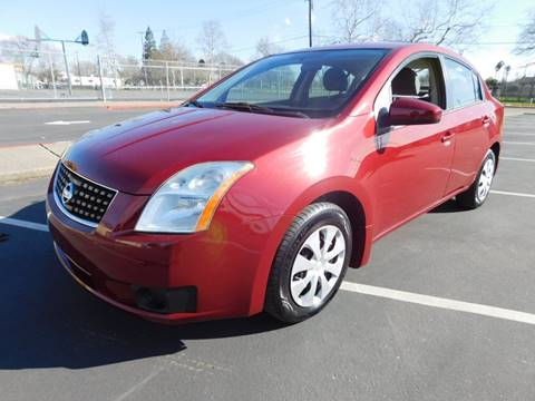 2007 Nissan Sentra for sale in Sacramento, CA