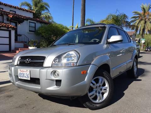 2007 Hyundai Tucson for sale in San Diego, CA