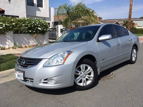 2011 Nissan Altima Hybrid for sale in San Diego, CA
