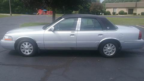 2003 Mercury Grand Marquis for sale in Akron, OH