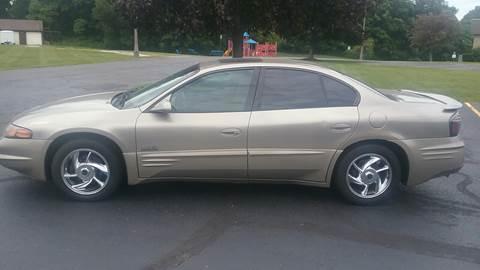 2001 Pontiac Bonneville for sale in Akron, OH