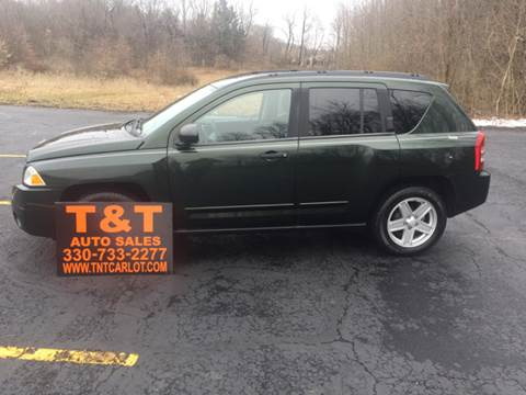 2010 Jeep Compass for sale in Akron, OH