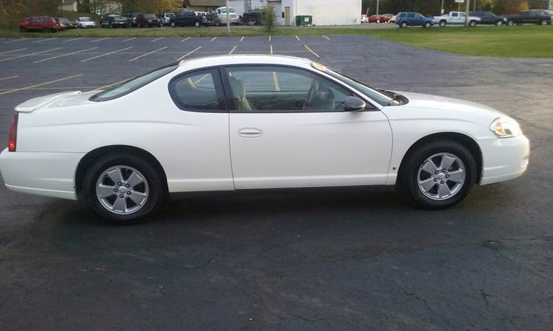 2007 Chevrolet Monte Carlo LS 2dr Coupe - Akron OH