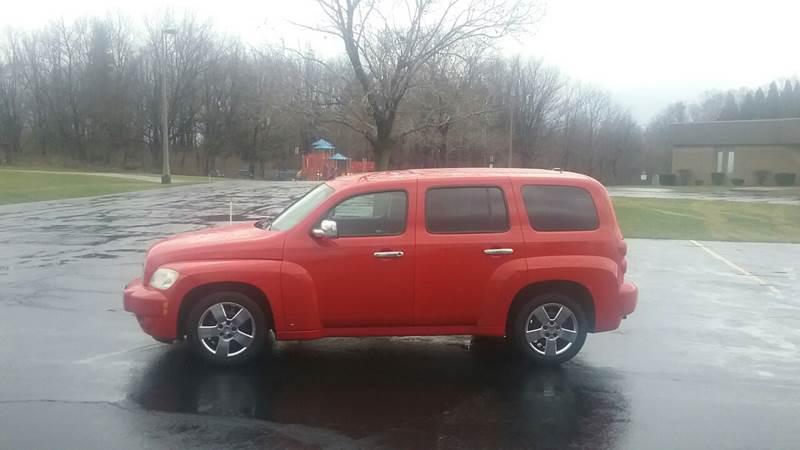 2008 Chevrolet HHR LS 4dr Wagon - Akron OH